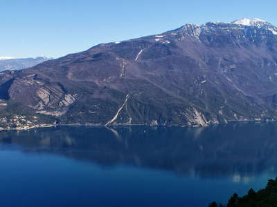 Lago di Garda and Monte Baldo