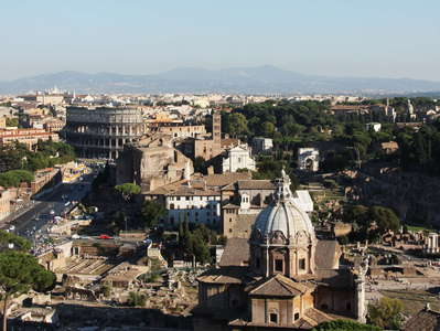 Roma | Foro Romano and Colosseo