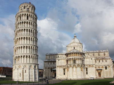 Pisa | Leaning tower and cathedral