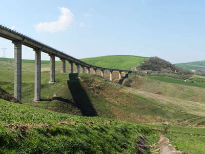 Melfi | Chiatramona and Solorso viaducts