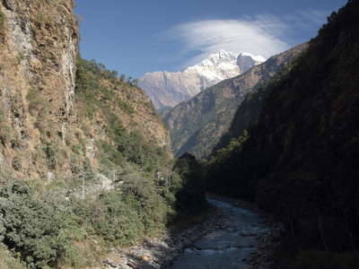 Kali Gandaki Valley and Bharha Chuli