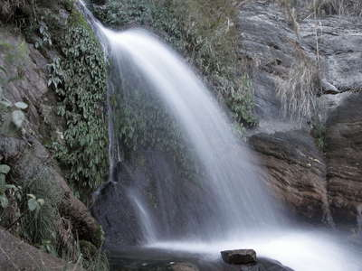 Kali Gandaki Valley  |  Waterfall