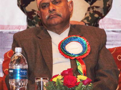Kathmandu  |  The Right Honorable President of Nepal
