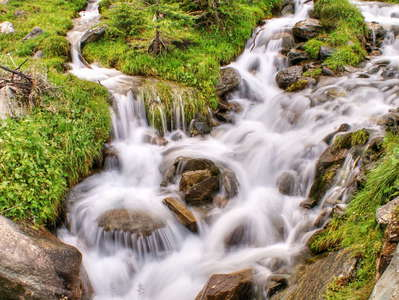 Froßnitztal | Mountain stream
