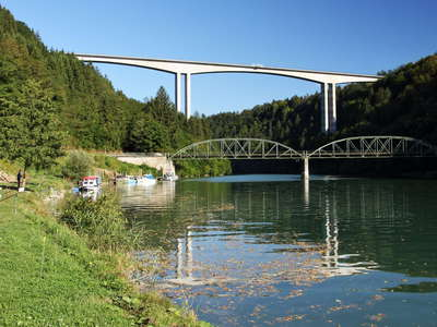 Lippitzbach Bridges
