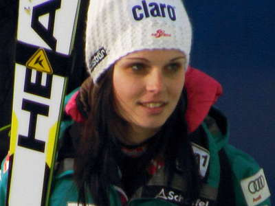 Alpine skiing | Anna Veith