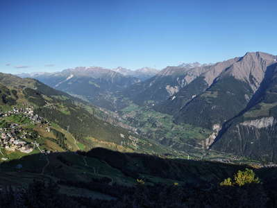 Riederalp and Goms