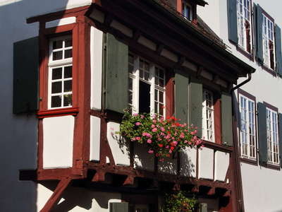 Basel  |  Traditional architecture
