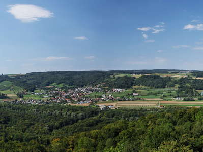 Aaretal with Villnachern