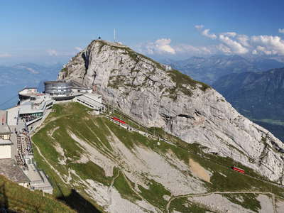 Pilatus  |  Summit area
