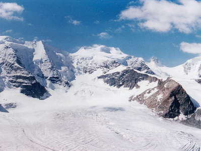 Bernina panorama