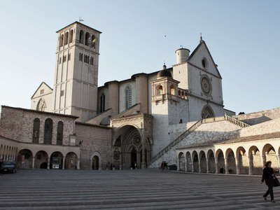 Assisi | San Francesco Basilica