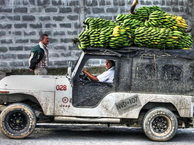 Manizales  |  Banana transport