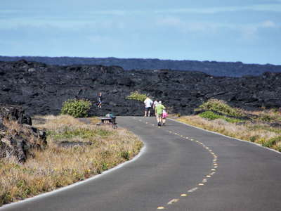 Hawai'i Volcanoes NP  |  Chain of Craters Road