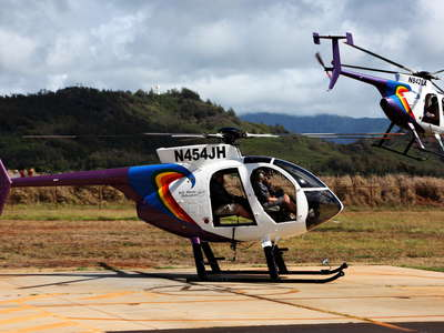 Lihue  |  Helicopters