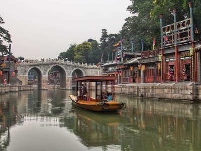Beijing  |  Summer Palace