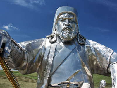 Chinggis Khaan Monument