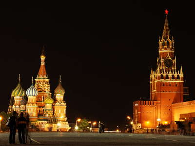 Moscow  |  Red Square