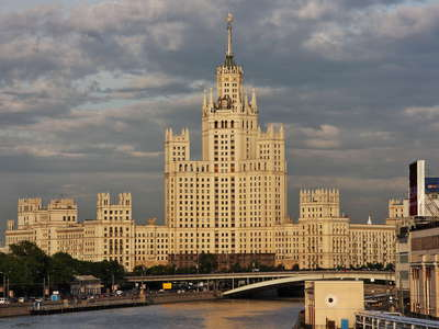 Moscow  |  One of the seven sisters