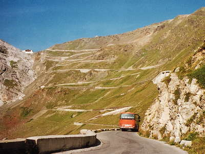 Passo dello Stelvio | Northeastern ramp