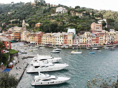 Portofino | Harbour and sea front