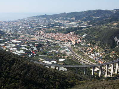 Taggia | Panoramic view