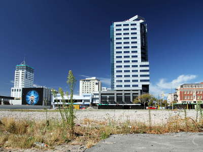 Christchurch  |  Open space in the Central City