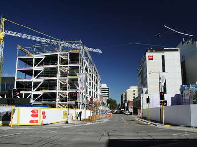 Christchurch  |  Reconstruction
