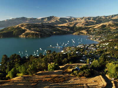 Banks Peninsula  |  Akaroa