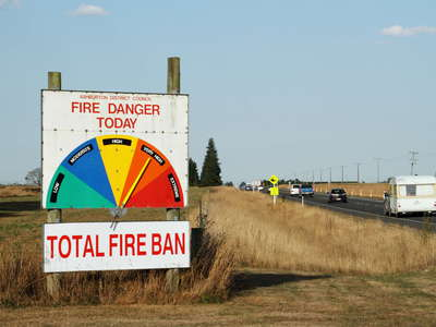 Ealing  |  Fire danger