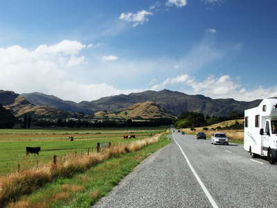 Queenstown  |  State Highway 6