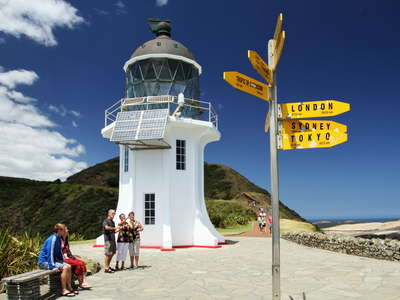 Cape Reinga  |  Lighthouse