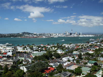 Auckland  |  Devonport and CBD