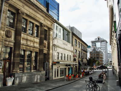 Auckland  |  O'Connell Street