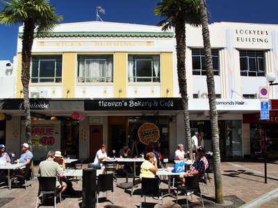 Napier  |  Art Deco
