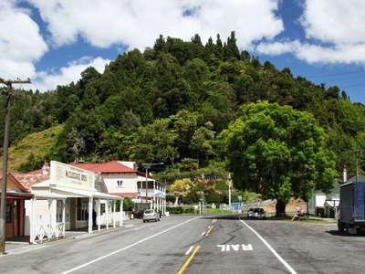 Whangamomona  |  Capital of the Republic