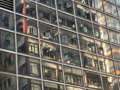 Hong Kong  |  Reflections
