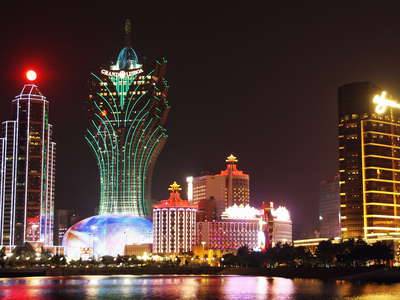 Macau  |  Entertainment district