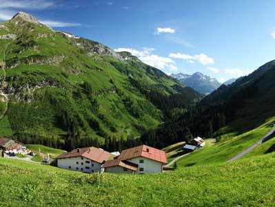 Lechtal Valley | Warth