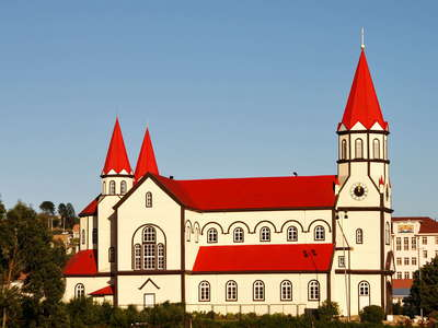Puerto Varas  |  Church