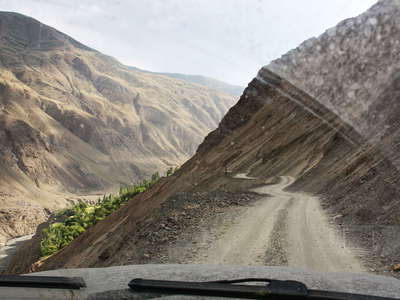 Zarafshan Valley  |  Main road