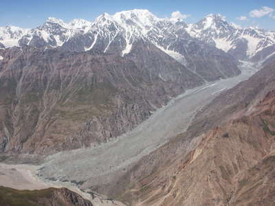 Vanj Valley  |  R.G.S. Glacier