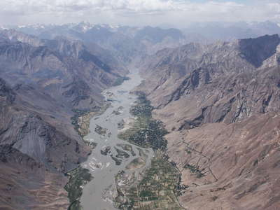 Panj Valley near Rushan