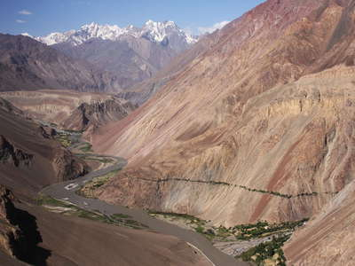 Bartang Valley