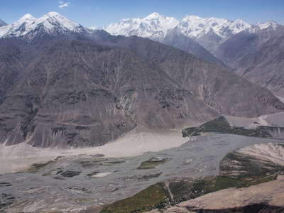 Panj Valley and Hindukush