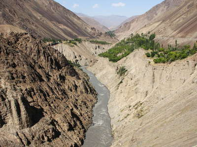 Zarafshan Valley