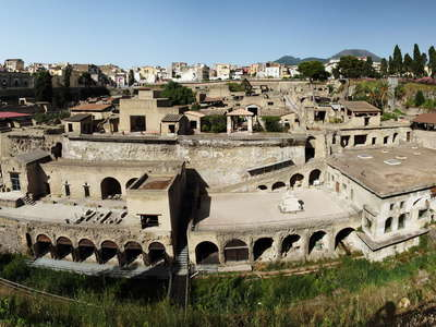Herculaneum | Panoramic view