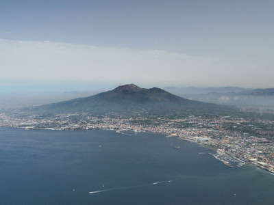 Golfo di Nápoli and Vesuvio