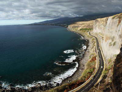 Cap de la Houssaye  |  Coastal highway