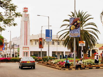 Kisumu  |  City centre